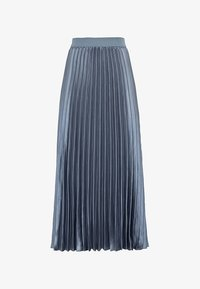 HALLHUBER - A-line skirt - rauchblau - 3