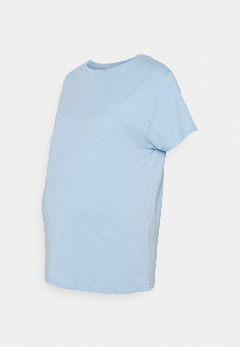 MAMALICIOUS - MLSOPHIA  - Basic T-shirt - chambray blue