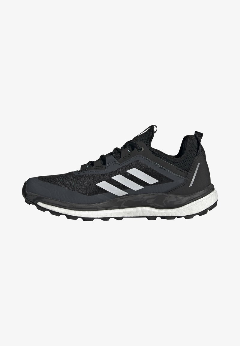 adidas Performance - TERREX AGRAVIC FLOW SCHUH - Nøytrale løpesko - black
