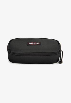 OVAL XL SINGLE - Wash bag - black