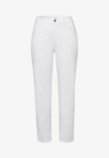 STYLE CARO  - Slim fit jeans - white