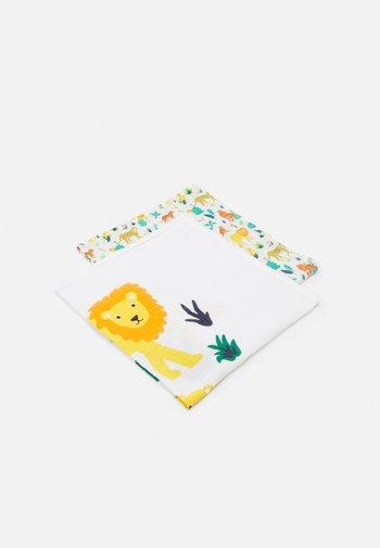 LOVELY 2 PACK UNISEX - Muslin blanket - multicoloured
