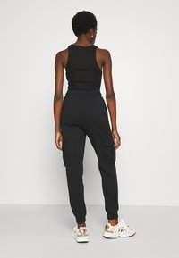 Even&Odd - Tracksuit bottoms - black - 2