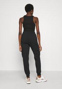 Even&Odd - Pantalones deportivos - black - 2