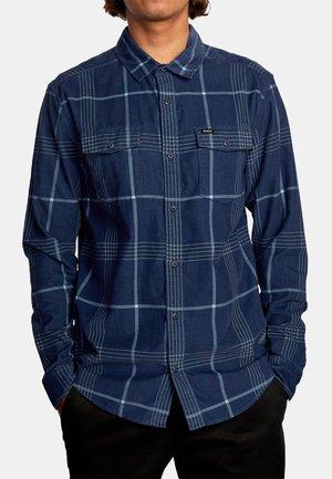 Overhemd - moody blue