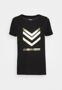 SCORPION TEE - T-shirt print - black