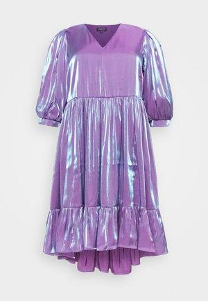 SLFMACY MIDI DRESS - Denní šaty - crushed grape