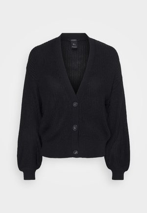 CARDIGAN BRIDGET - Cardigan - black