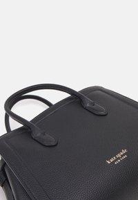 kate spade new york - MEDIUM SATCHEL - Handbag - black - 6