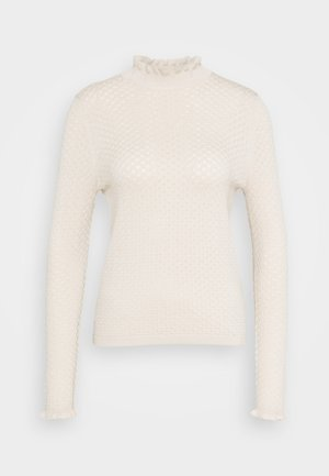 ONLILMA LIFE - Pullover - pumice stone