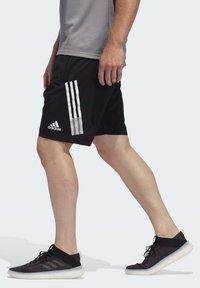 adidas Performance - 4KRFT 3-STRIPES 9-INCH SHORTS - Sports shorts - black - 2