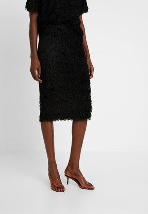 ORAN SKIRT - Blyantnederdel / pencil skirts - black