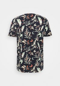 TOM TAILOR DENIM - T-shirt con stampa - navy - 1