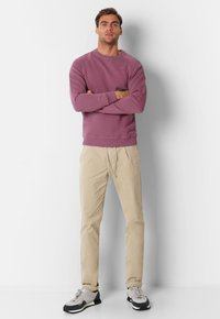 Scalpers - Sweatshirt - burgundy - 1