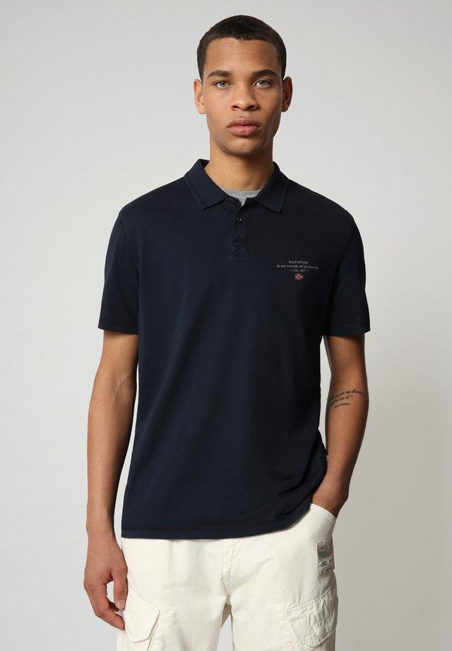 ELLI - Polo shirt - blu marine