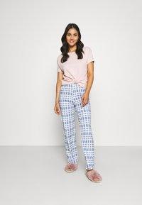 Marks & Spencer London - CHECK  - Pijama - pink mix - 1