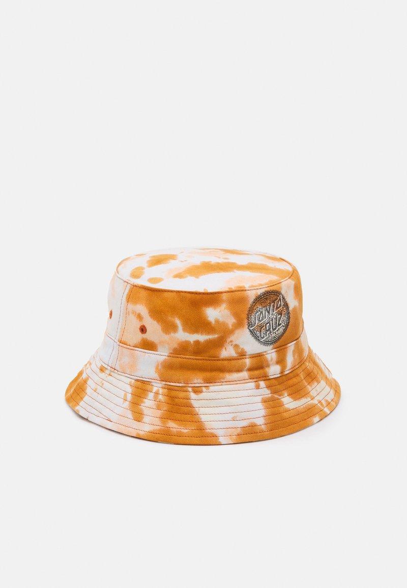 Santa Cruz - MUERTE DOT HAT UNISEX - Hatt - orangeish