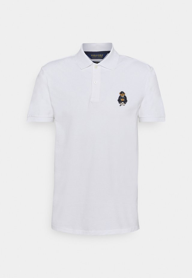 BEAR SHORT SLEEVE - Polotričko - white