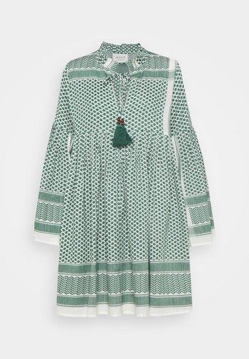 SOUZARICA - Korte jurk - pepper