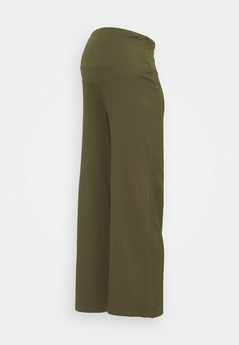 Anna Field MAMA - Tracksuit bottoms - dark green