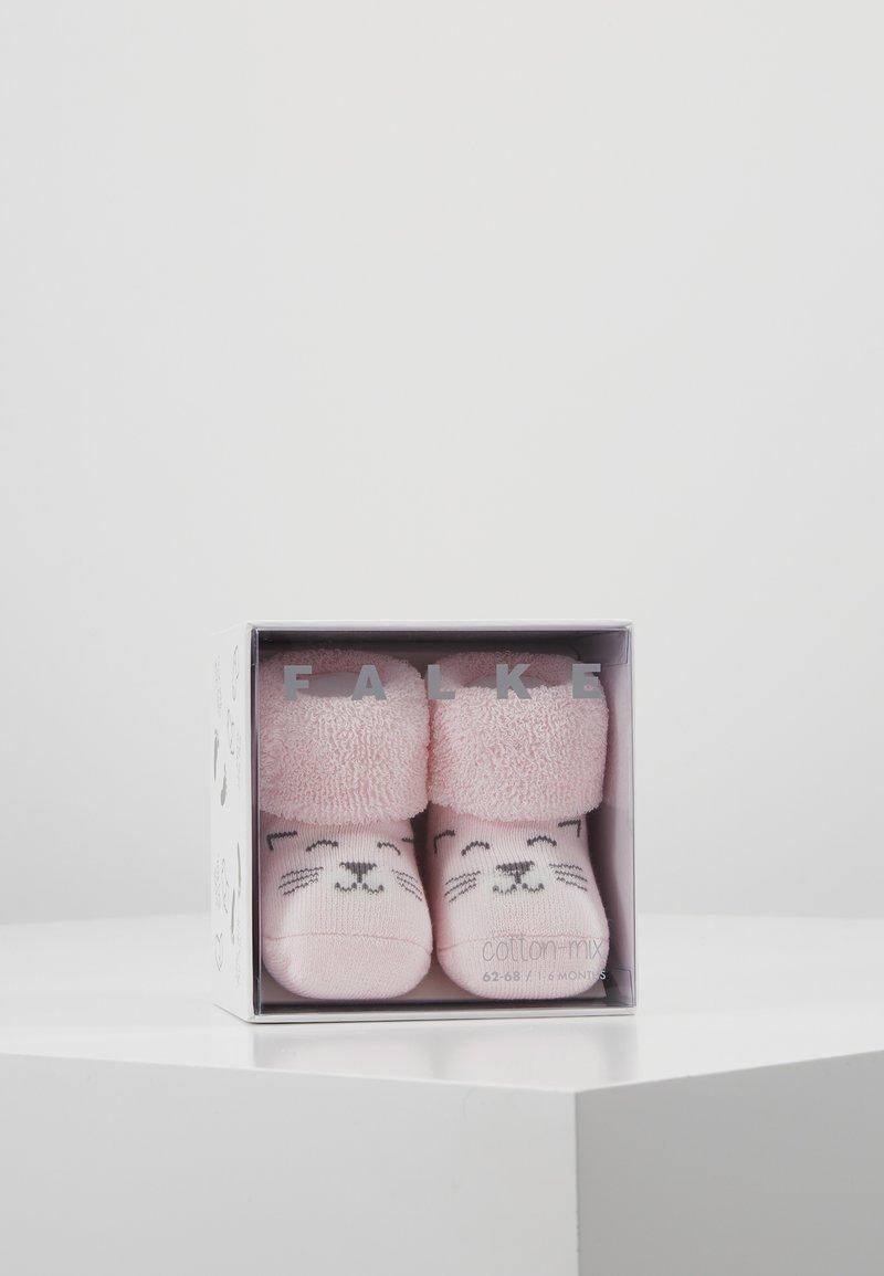 FALKE - BABY CAT - Socks - powder rose