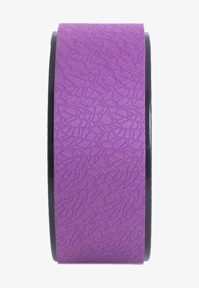 PREMIUM YOGA WHEEL - Accessorio - purple