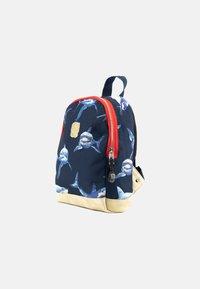 pick & PACK - SHARK RUCKSACK XS - KINDERRUCKSACK HAIE - School bag - dunkelblau - 6