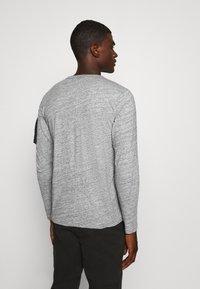 Replay - Long sleeved top - medium grey - 2
