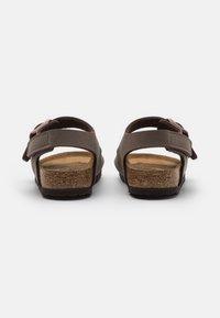 Birkenstock - MILANO UNISEX - Sandals - mocha - 2