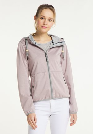 Outdoor jacket - nude