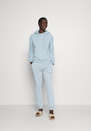 Hooded lounge set - Pyjama set - blue