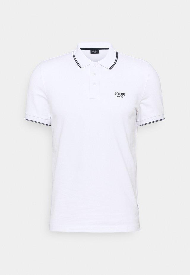 AGNELLO - Poloshirt - white