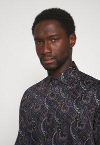 OLYMP Luxor - Luxor - Formal shirt - marine - 4