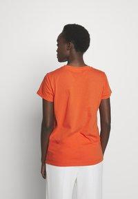 M Missoni - SHORT SLEEVE - T-shirts print - orange - 2