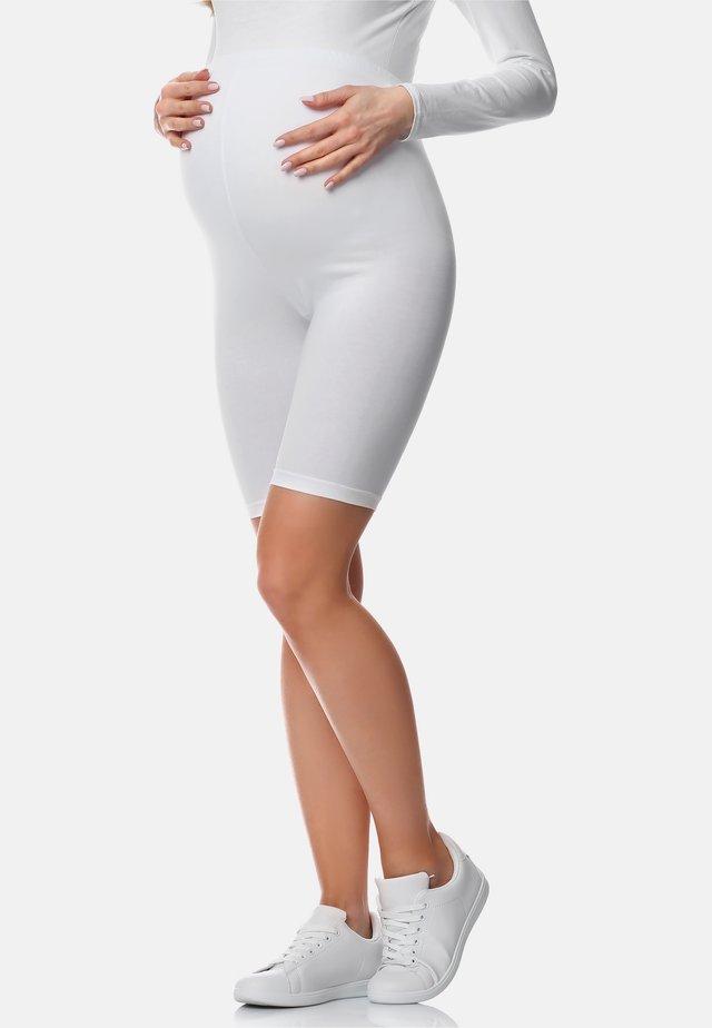 Legging - weiß