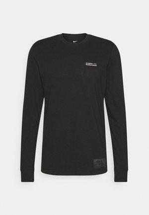 LEBRON JAMES DRY TEE - Sports shirt - black