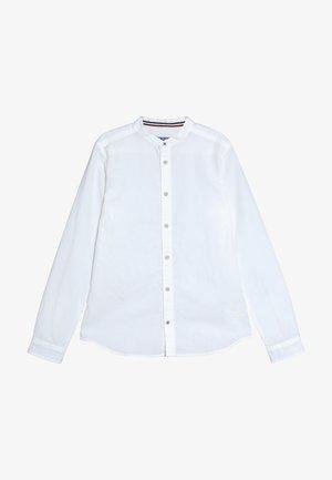 JJESUMMER BAND - Overhemdblouse - white