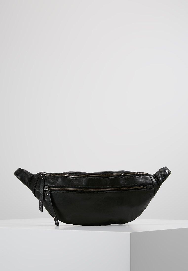 Recommend Cheap Outlet Becksöndergaard BELLY - Bum bag - black   women's accessories 2020 g4bTp