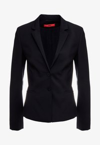 HUGO - THE SHORT JACKET - Blazere - black - 4