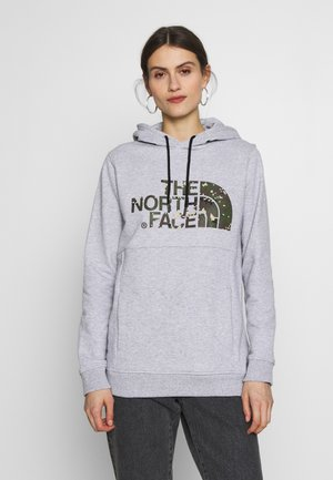 DREW PEAK HOODIE - Hoodie - light grey
