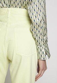 Agolde - 90'S - Straight leg jeans - limoncello - 6