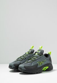 Reebok Classic - DMX SERIES 2K LIGHT BREATHABLE SHOES - Tenisky - alloy/neolim/cold grey - 3