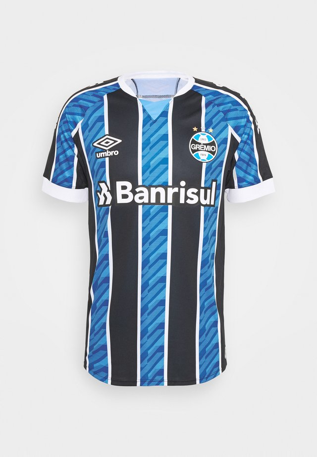 GREMIO HOME - Klubbklær - sky blue/black/white