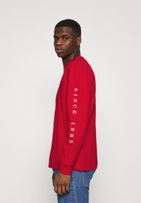 Tommy Jeans - Long sleeved top - deep crimson - 3