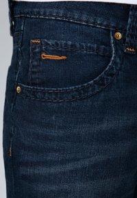 Camp David - Straight leg jeans - blue black vintage - 4