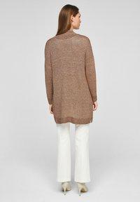 s.Oliver BLACK LABEL - Gilet - spring rose knit - 2