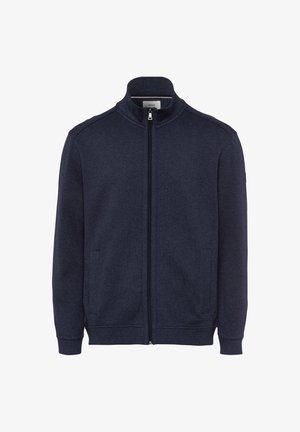 STYLE SERGE - Zip-up hoodie - navy
