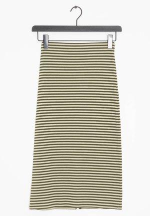 Pencil skirt - multi-colored