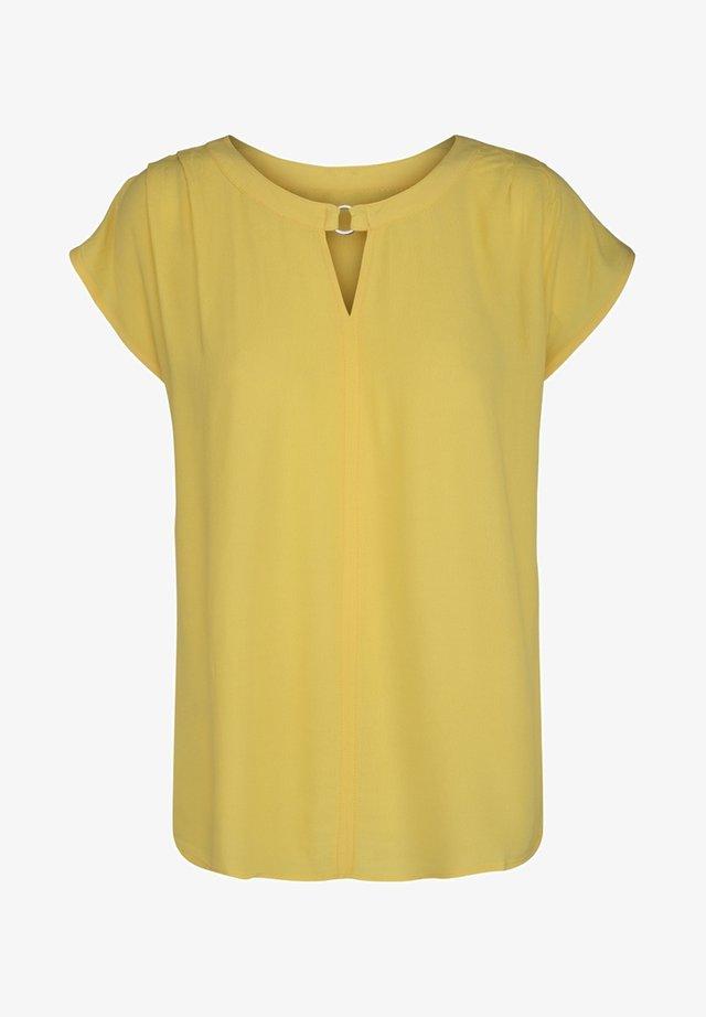 ARIANA  - T-shirt con stampa - super lemon
