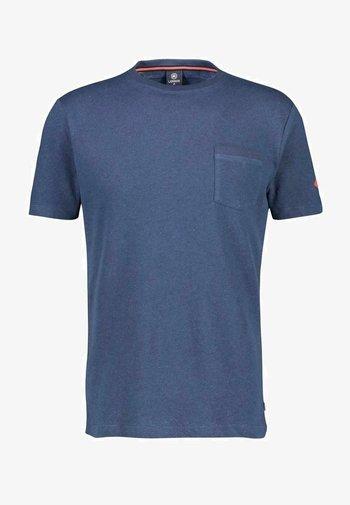 Basic T-shirt - storm blue
